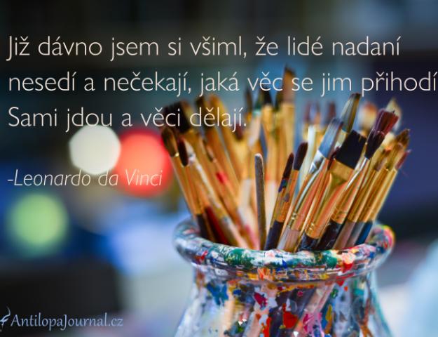 citat_Da Vinci_cz_2