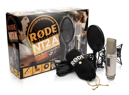 NT2-A - Mikrofon Pojemnościowy