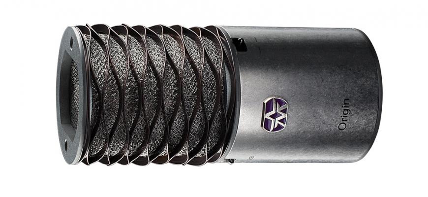 ORIGIN - Mikrofon pojemnościowy + Popfiltr Shield GN GRATIS