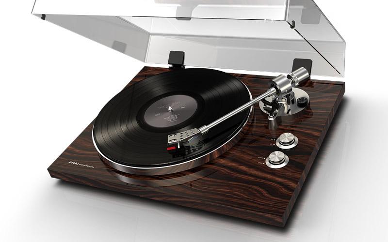 BT500 - Gramofon o Napędzie Paskowym
