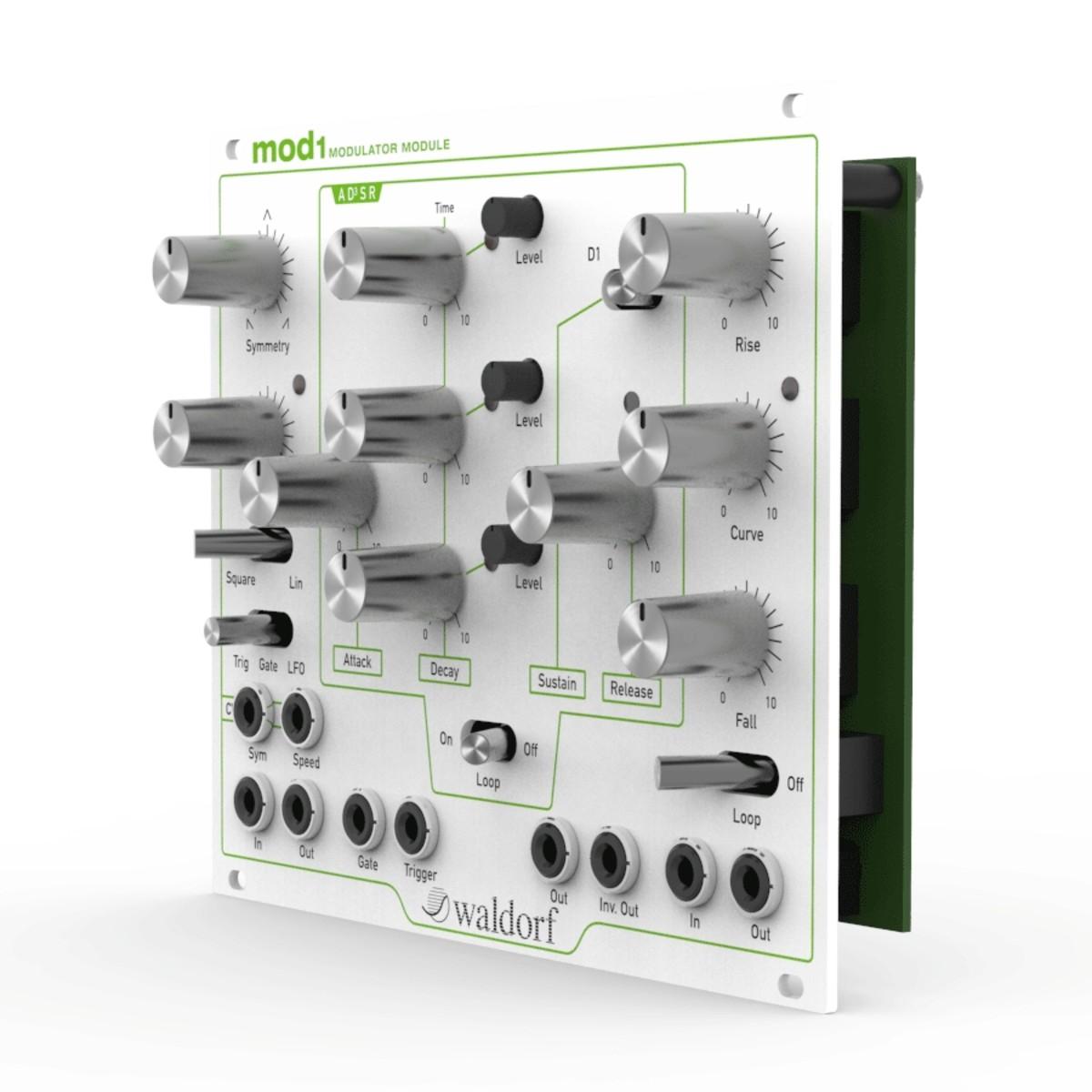 mod1 - Modulator Eurorack