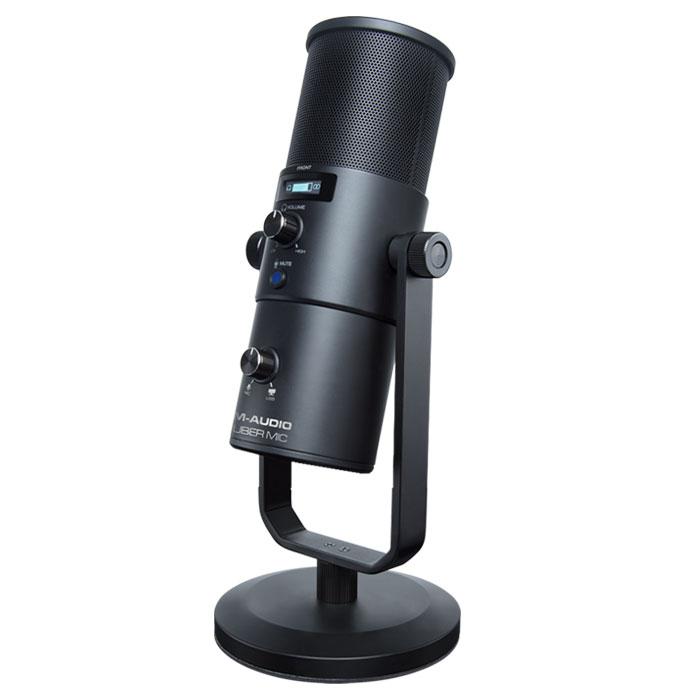UBER MIC - Mikrofon Pojemnościowy