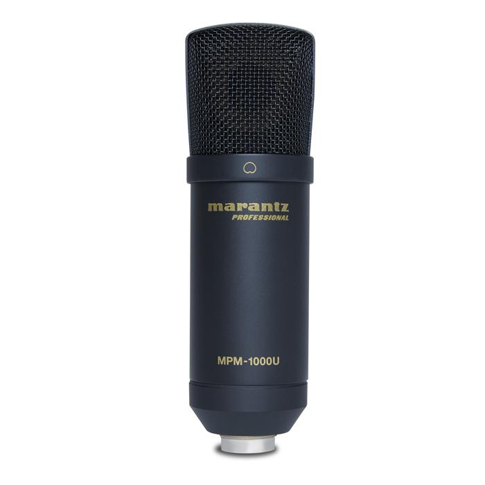 MPM1000U - Mikrofon Pojemnościowy USB