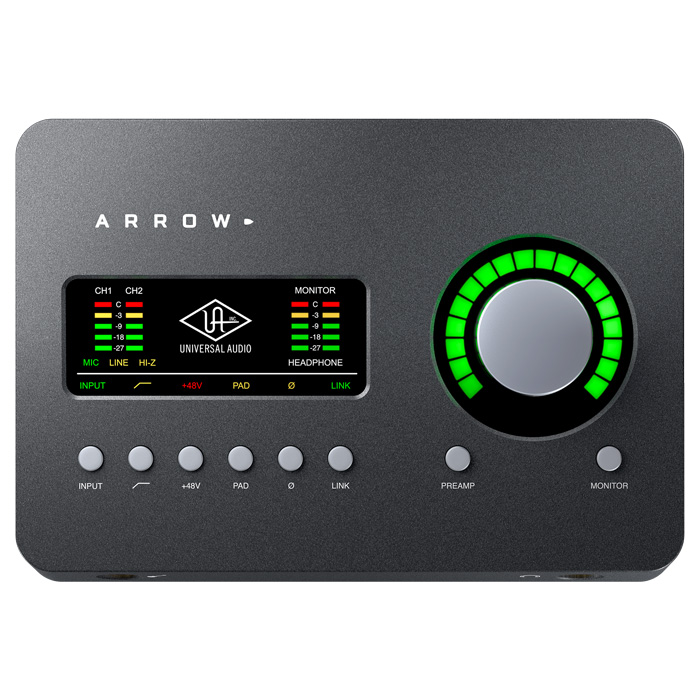 ARROW - Interfejs Thunderbolt