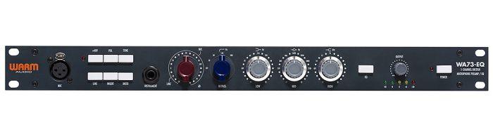 WA73-EQ - Preamp mikrofonowy z EQ