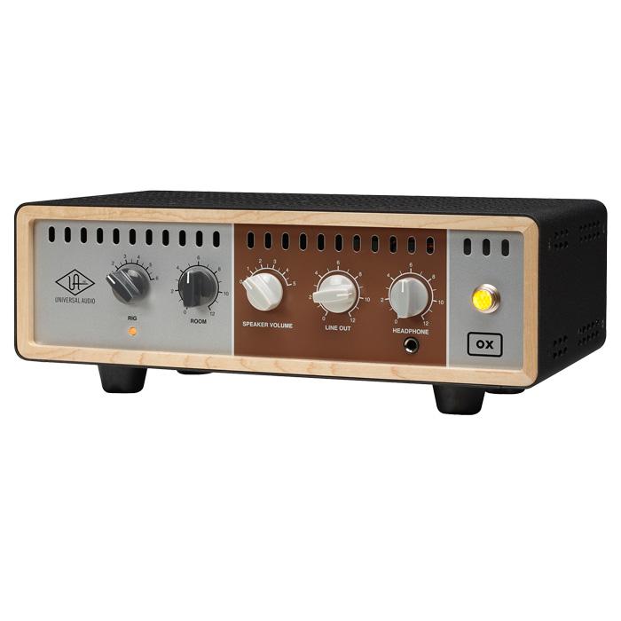 OX AMP TOP BOX - Gitarowy reaktywny tłumik mocy