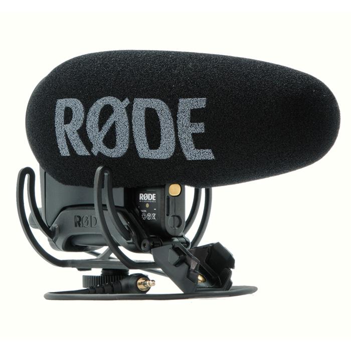 VideoMic PRO+ - Mikrofon do kamery