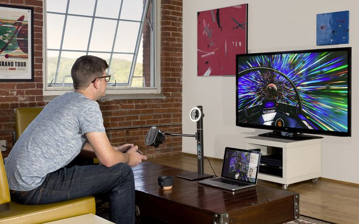 TURRET - System transmisji video