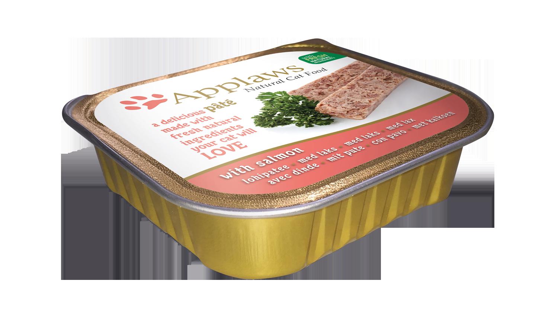 Cat Pâté with Fresh Natural Ingredients