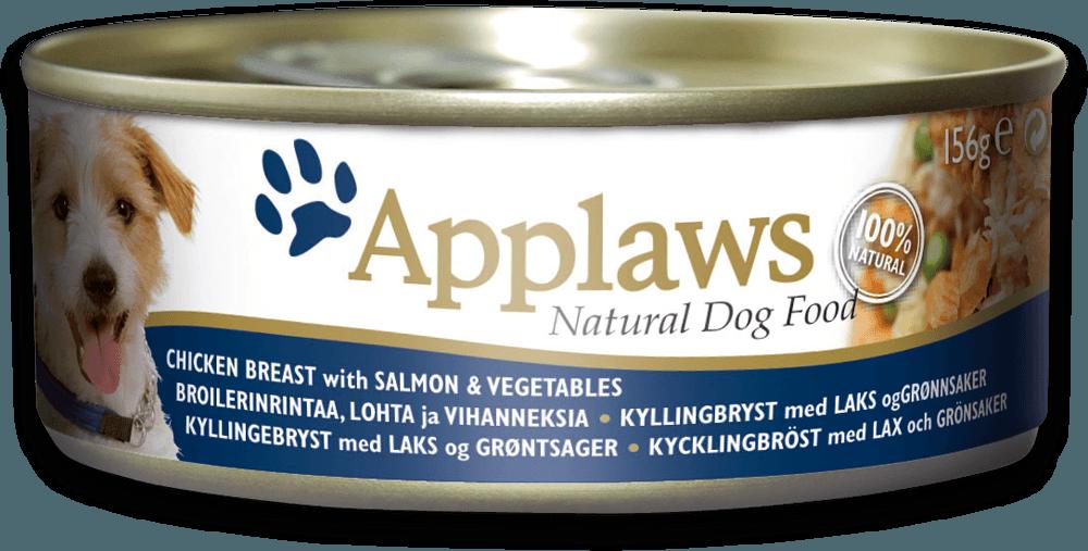 Boite en gelée naturelle pour chien
