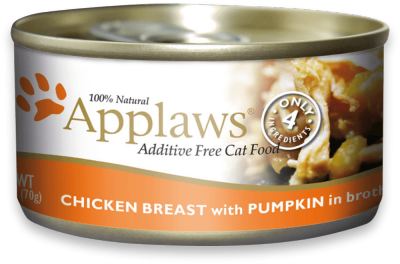 Chicken Breast with Pumpkin - 2.47oz