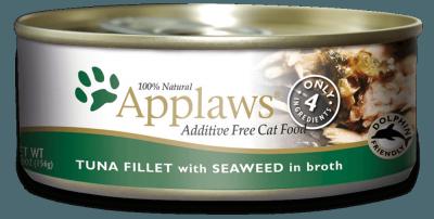 Tuna Fillet with Seaweed - 5.5oz