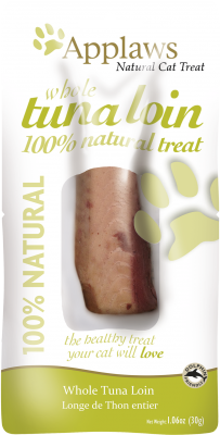 Cat Treat Whole Tuna Loin
