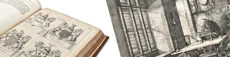 Licitația de Hârtii Rare, inclusiv o selecție de gravuri europene din colecția Paul Davidsohn #240/2017