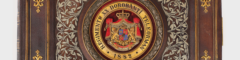 Licitația Jubileu - Casa Regală la 150 de ani #208/2016