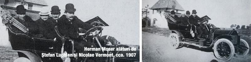 Licitatia colecției rameurului interbelic Herman Moser #224/2016