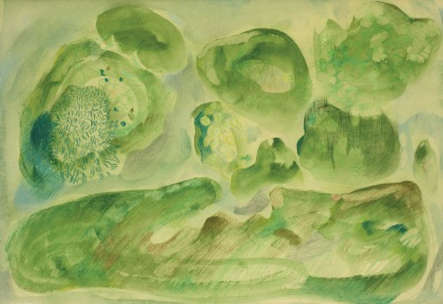 Peisaj verde