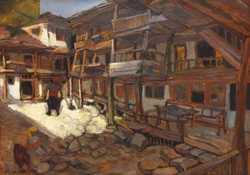 Hanul Pașalâcu din Balcic