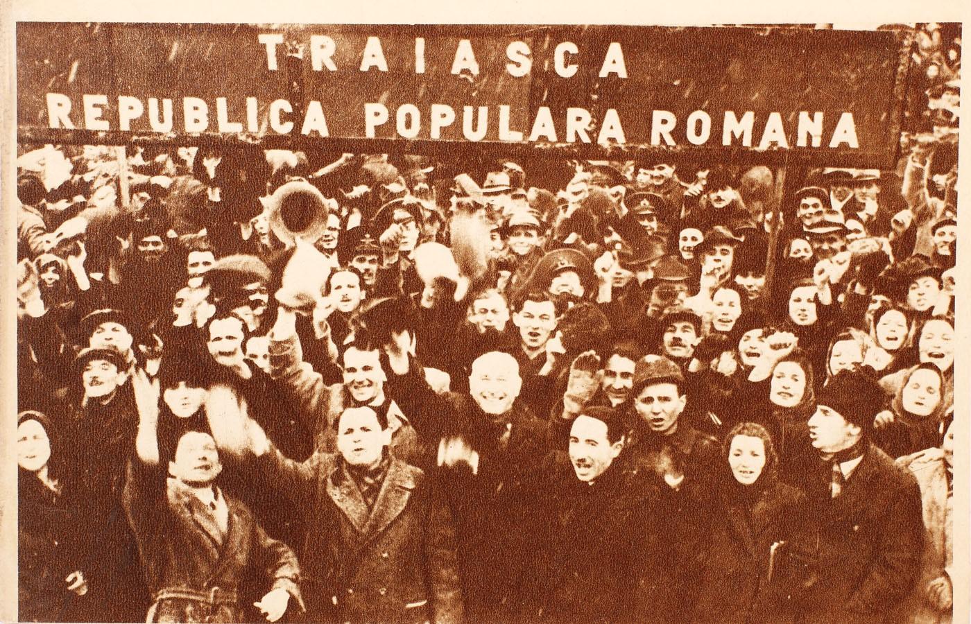 Imagini pentru republica populara romanie