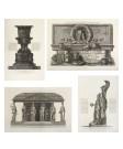 Vasi, candelabri, sarcofagi, tripodi, lucerne ed ornamenti antichi