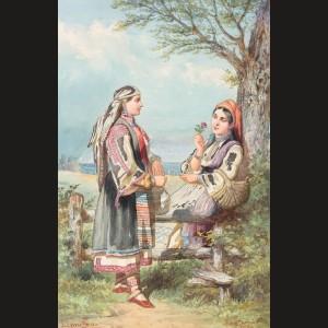 Bune prietene (Alegoria relațiilor valaho-bulgărești)