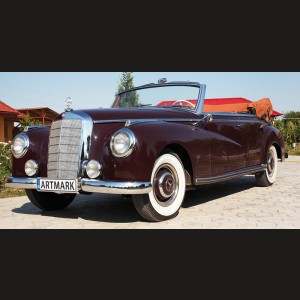 "Mercedes 300 Cabrio, ""Adenauer"", 1953"