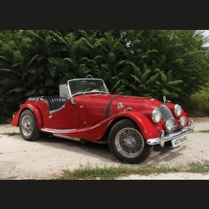 Morgan Plus 4, 1960