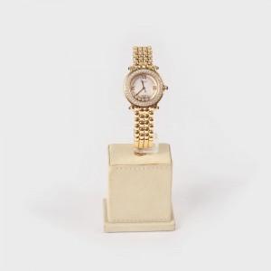 Ceas Chopard, de mână, de damă, din aur, pavat cu diamante