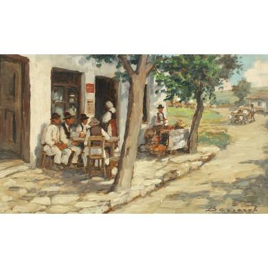 La cârciuma din sat