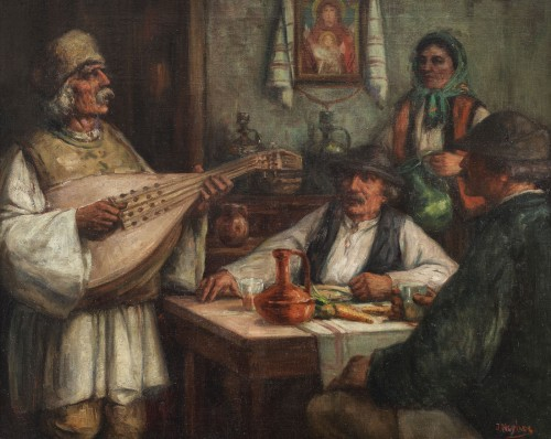 Cântecul cobzarului