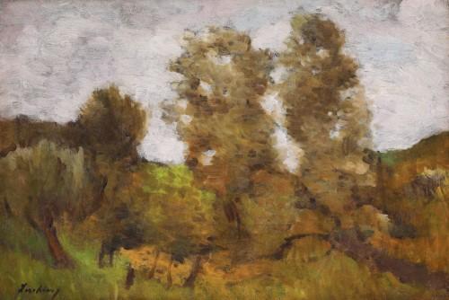 Peisaj la Brebu