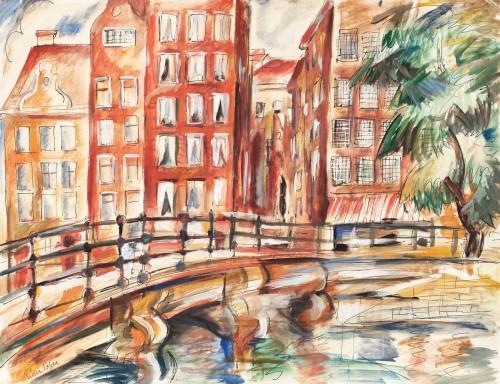 Case la Amsterdam