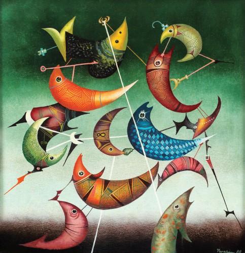 Peşti zburători (Poissons volages)