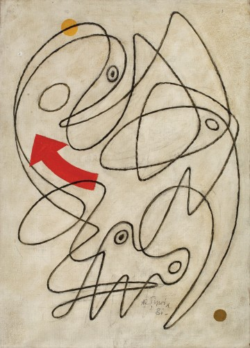 Hommage a Picasso II