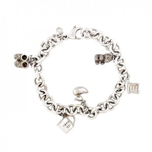 Brățară lucky charms Tiffany, din argint