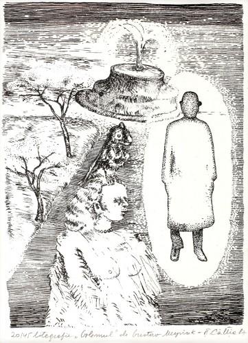 """Ştefan Câlţia - Vise (din ciclul """"Golemul"""" după Gustav Meyrink)"""