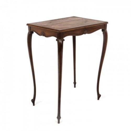 Masă în manieră Neo-Baroc, pentru salon, sfârșitul sec. XIX