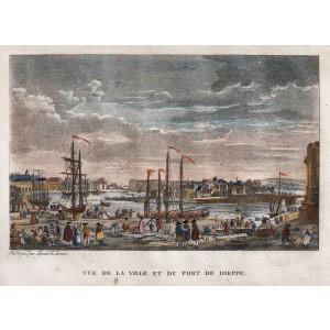 Portul Dieppe