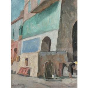 Stradă din Saint Tropez