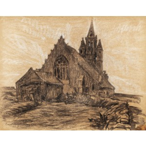 Catedrala din Saint Guenole (Bretania)