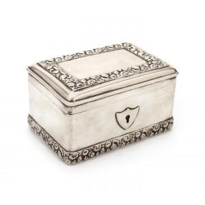 Cutie din argint, pentru zahăr, 1833