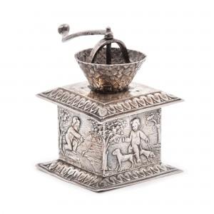 Miniatură din argint, în formă de râșniță, 1899