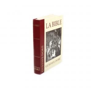 Biblia, ediție în limba franceză, publicată în 1980, cu iliustrații de Gustave Doré, cu extrase din Vechiul și Noul Testament