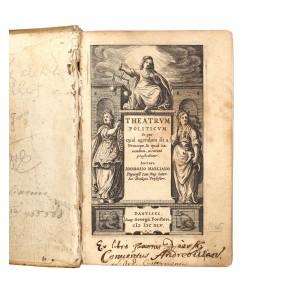 """""""Theatrum Politicum"""", de Ambrosio Marliano, 1659"""