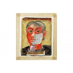 Corneliu Petrescu - Autoportret (Self-portrait)