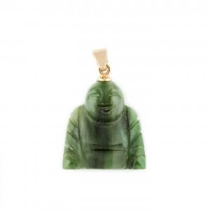 Pandant Buddha din nefrit