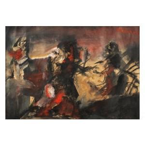 Mircea Ciobanu - The Knights (Cavalerii)