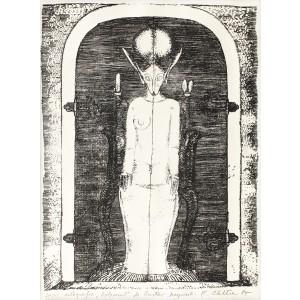 """Ştefan Câlţia -  Înţeleptul (din ciclul """"Golemul"""" după Gustav Meyrink)"""
