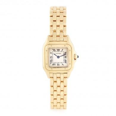 Ceas Cartier Panthère de mână, de damă, din aur