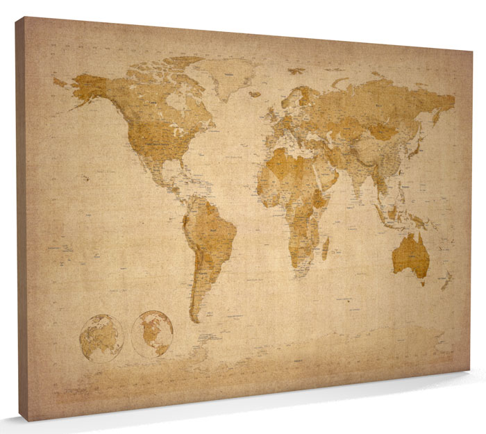 Vintage hanging world map ebay 7222370 seafoodnetfo vintage hanging world map ebay gumiabroncs Choice Image